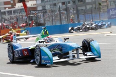 Video: The Complex Job of Racing a Formula E