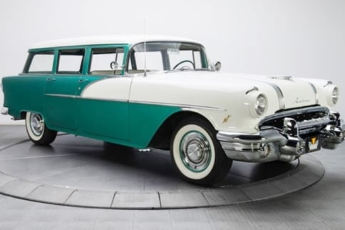 Top 50 TV Cars Of All Time: No. 26, Ozzie And Harriet's '56 Pontiac