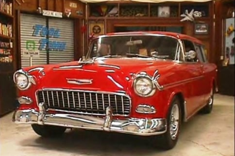 Top 50 TV Cars Of All Time: No. 19, Home Improvement's Chevy Nomad