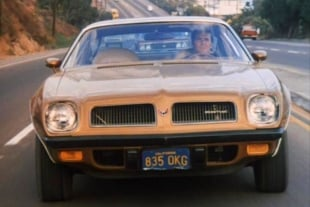 Top 50 TV Cars Of All Time: No. 5, The Rockford Files '74 Pontiac