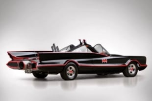 Top 50 TV Cars Of All Time: No. 1, The Batmobile