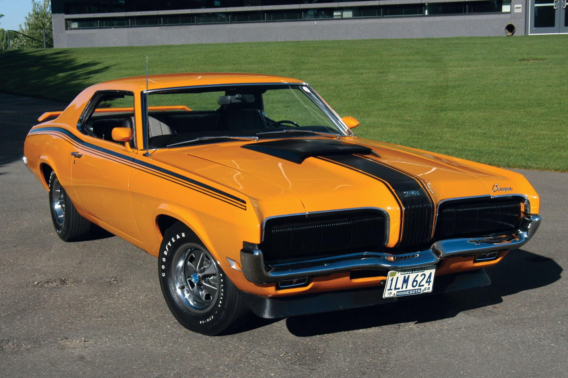 Most Popular Muscle Cars