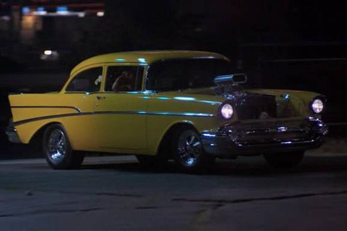 rob�s car movie review the hollywood knights 1980