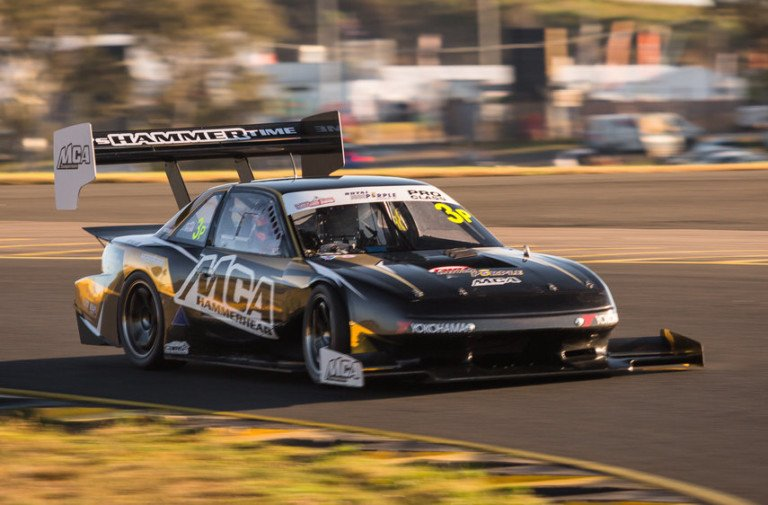 Video: Bloodthirsty, 800-HP S13 Dominates World Time Attack