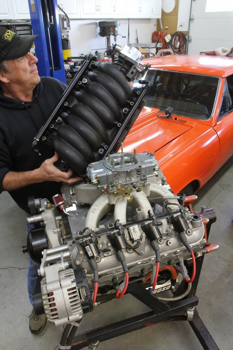 Carb vs. EFI: A Look at LS Engine Induction Options