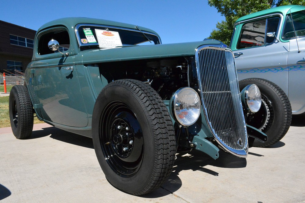 One Unique Ride: Jim Smith's Hemi-Powered 1933 Ford 3-Window Coupe