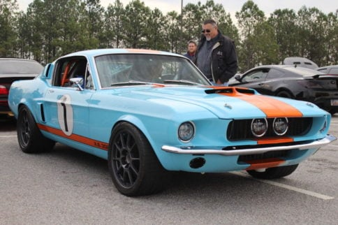 Video: A Coyote Swapped '68 Fastback Mustang That Does It All