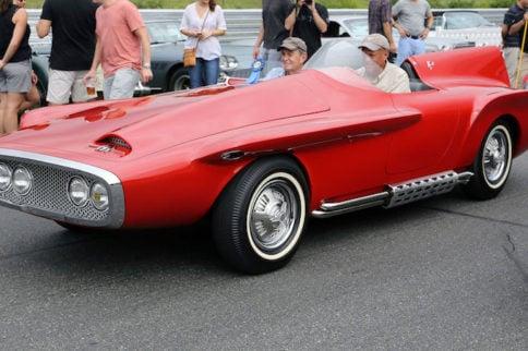 Video: Virgil Exner's Corvette Killer Concept Car