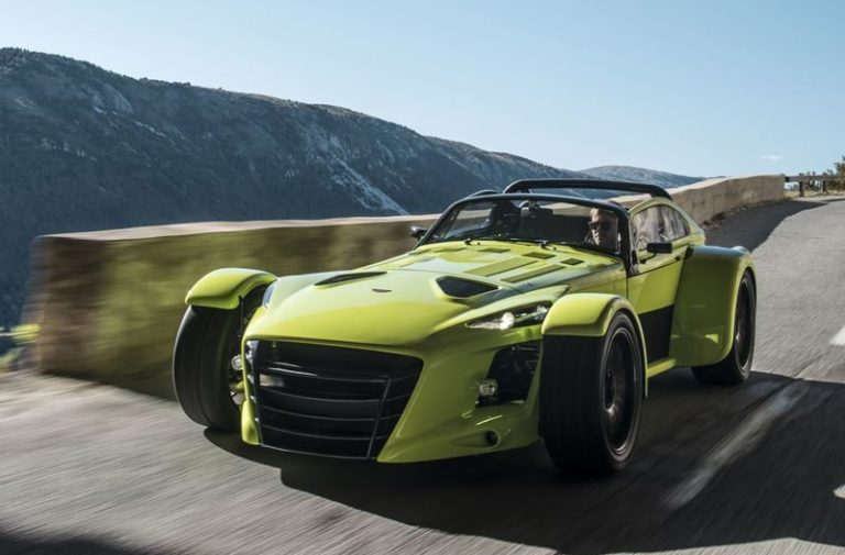 Video: Donkervoort's D8 GTO RS Makes Grown Men Giddy