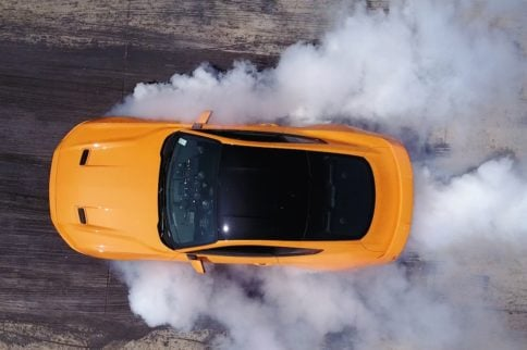 Ford Brings Easy Burnouts To EcoBoost Mustangs