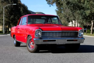 Project MaxStreet: 1966 Chevy II/Nova Build Update