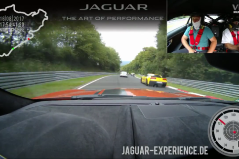 Video: Passing Forty-Three Cars On One Lap Of The Nurburgring!