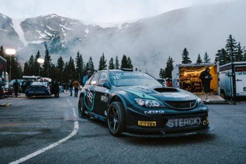 Video: WRX Hatchback Monster At Pike's Peak