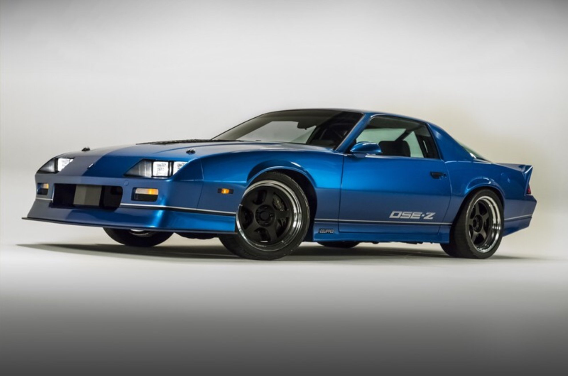 New Chevy Cars >> Detroit Speed IROC Camaro DSE-Z Hits the Track