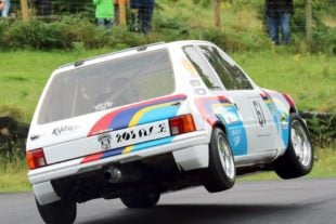 Video: Peugeot 205 GTI Powered by F1 Technology