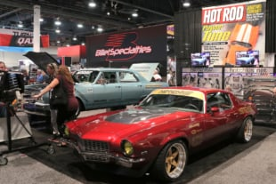 SEMA 2017: Hotchkis Helps You Hit The Corners Faster