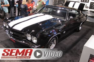 SEMA 2017: Original Parts Group Teams Up To Deliver A Dream Giveaway