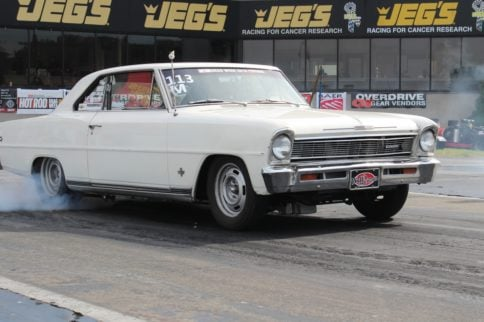 Testing Chevrolet Performance's New 4L75-E Transmission At Drag Week