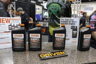 PRI 2017: Driven Racing Oil Caters to Direct Injection Engines