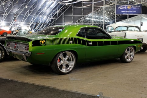 Barrett-Jackson 2018 media day offers muscle car preview