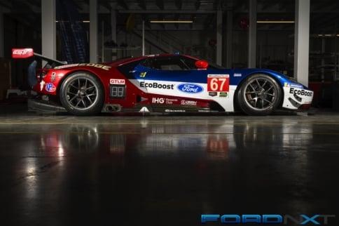 Ford GT Wins The Rolex 24 In Daytona… Again!