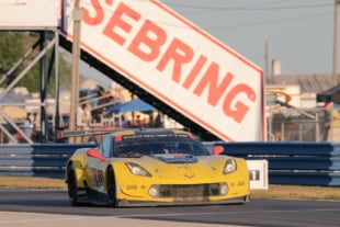 Trials Pull Sebring Win From Corvette Racing's Grasp