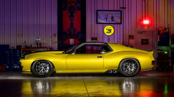 Defiant: The story behind the 1972 AMC Javelin AMX
