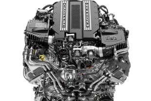 GM Debuts New Architecture, DOHC 4.2L 550hp Twin-Turbo V8