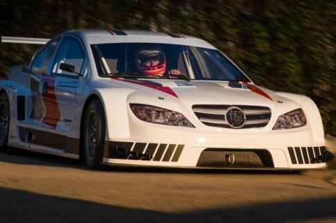 Video: Mercedes DTM-Inspired, 11,000-RPM Monster Hillclimbing!