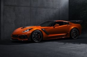 Watch The ZR1 Hit 214 MPH Making It The Fastest Corvette Of All Time