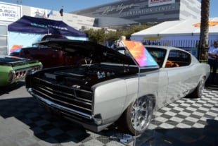 Turning Heads: Carlos Tantalean's One-Of-A-Kind 1969 Ford Torino