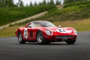 1962 Ferrari 250 GTO Dubbed Most Valuable Car To Ever Go To Auction