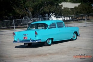 A Cool '55 Chevy That Is In It For The Long Haul