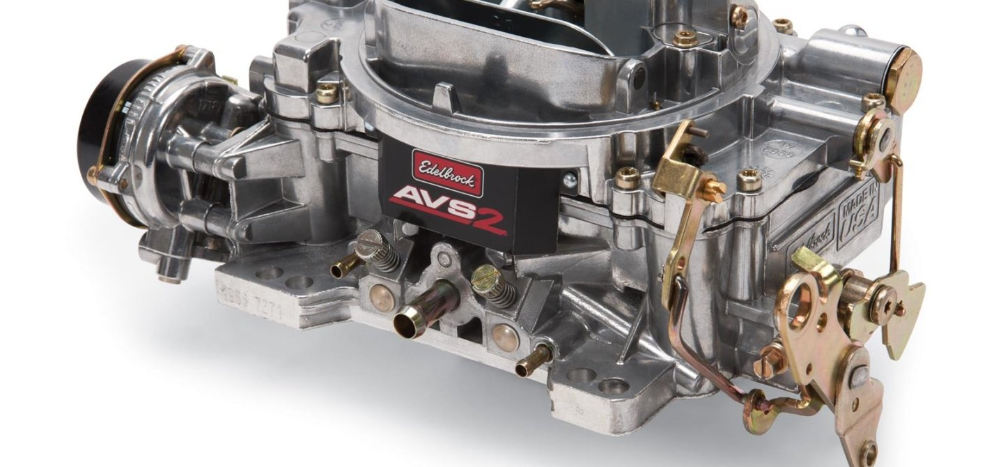 Edelbrock's AVS II Carburetor: Improving Response and Modulation