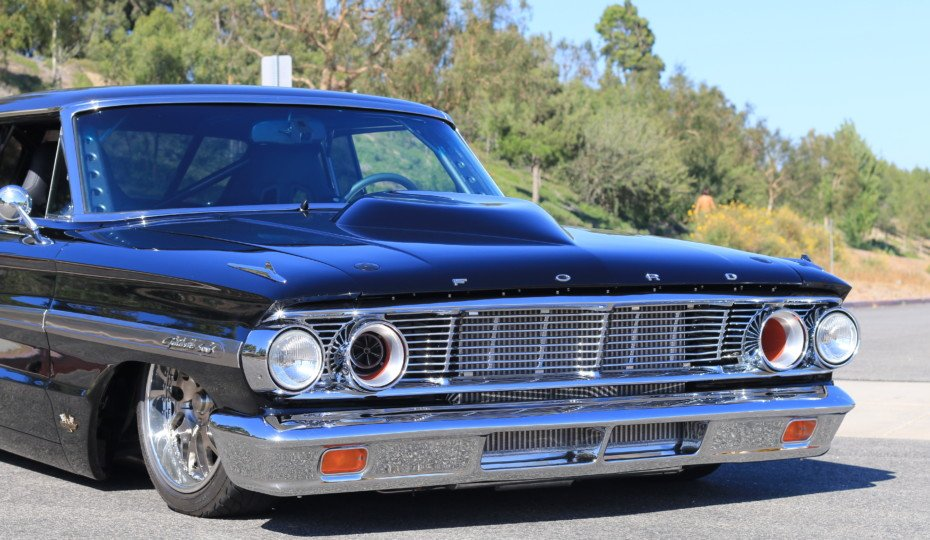 Pro Street Lives: This Twin-Turbo Galaxie Is Anything But Bare Bones