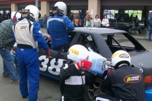 Beyond The Redline: Need A Pit Crew? Get Some Friends