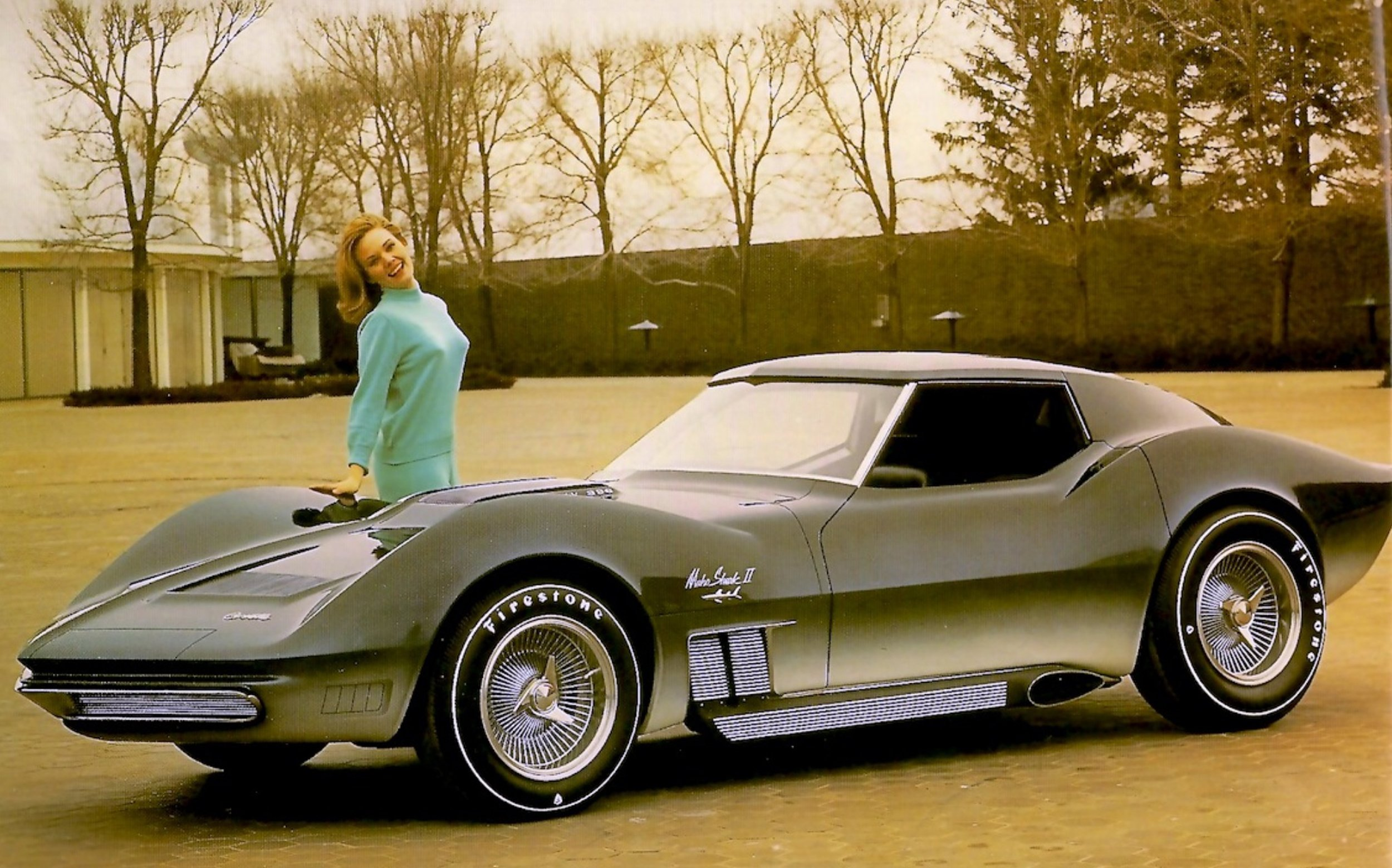 Bill Mitchell S Mako Sharks The Most Influential Corvette Prototypes Ever Created