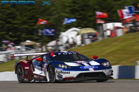 IMSA Ford GTs Reclaim Season Points Lead With Canadian Win