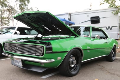 Street Muscle Visits The 2018 All American Car Show In San Diego