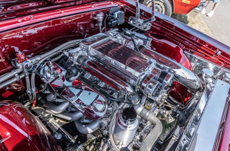 Street Feature: This Blown, LS3-Powered '65 Malibu Is Stunning