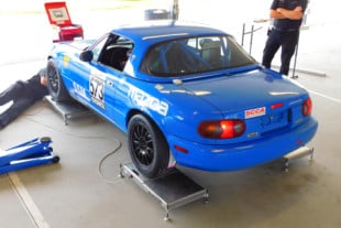 Penske Releases New Spec Miata Shock Setup For SCCA & NASA