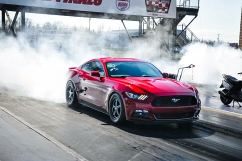 Project Boosted Coyote: Daily Driven 9-Second 2015 Mustang GT