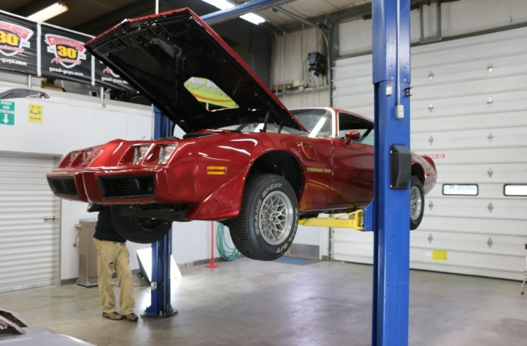 StreetGrip: Hyperco And RideTech Save An Aging 1980 Trans Am