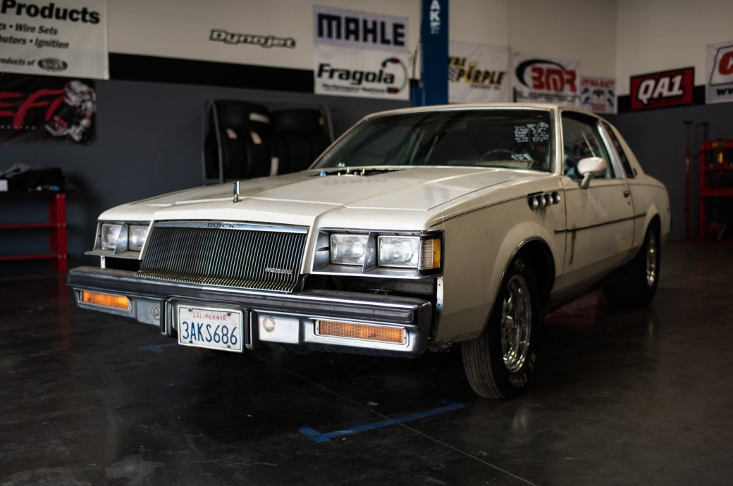 $10K Shootout: Inside Team Boddie's '84 Buick Regal