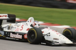 Video: Mansell's Suicidal CART Lap At Road America!