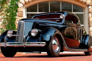 Auction Watch- Calori 1936  Ford Sells For $407,000