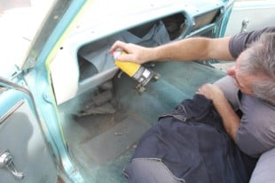 Cockpit Therapy: Interior Rehabilitation On An Early Chevelle