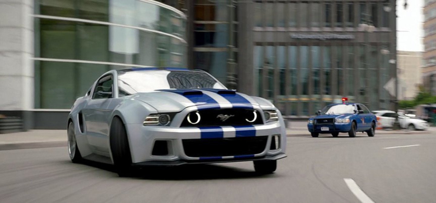 Rob's Car Movie Review: Need for Speed (2014)