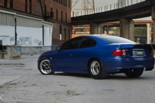 Savage Goat: Travis Hooper's Blown 2004 Pontiac GTO