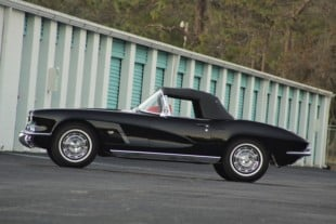 Thanks To Ronald McDonald House Charities You Could Win This 1962 Corvette